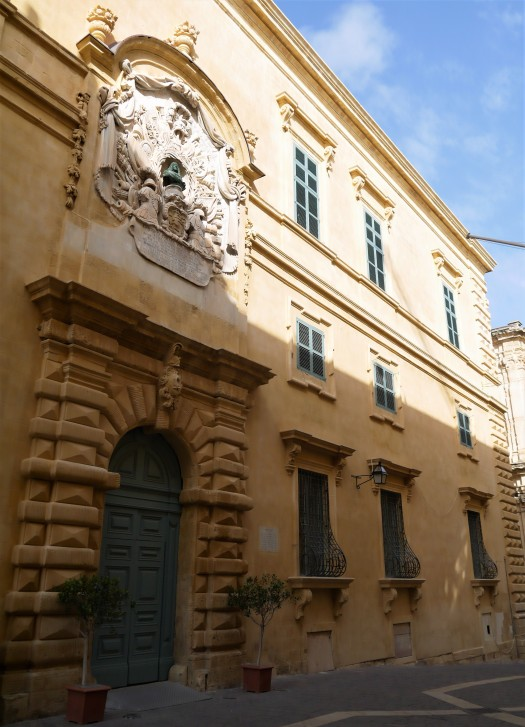 Valletta architecture