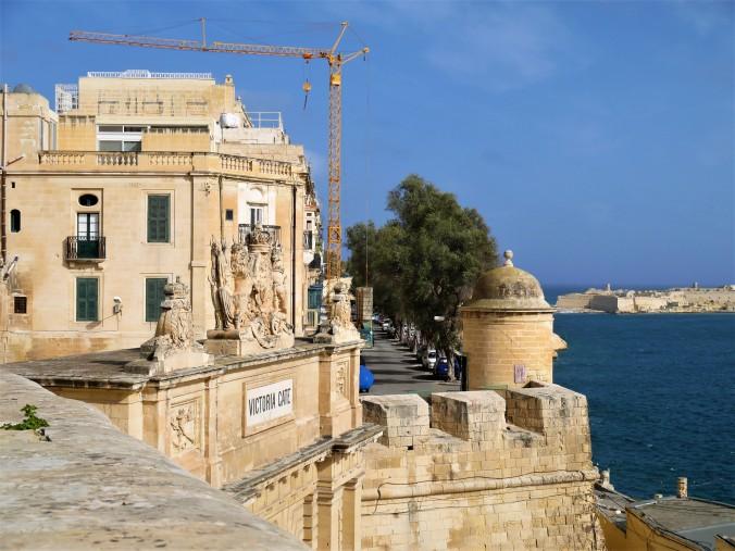 Valletta Victoria Gate