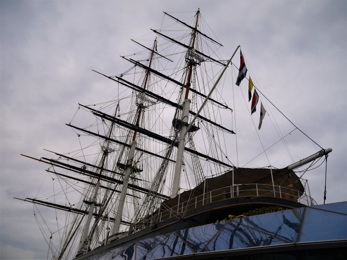 The last surviving tea clipper