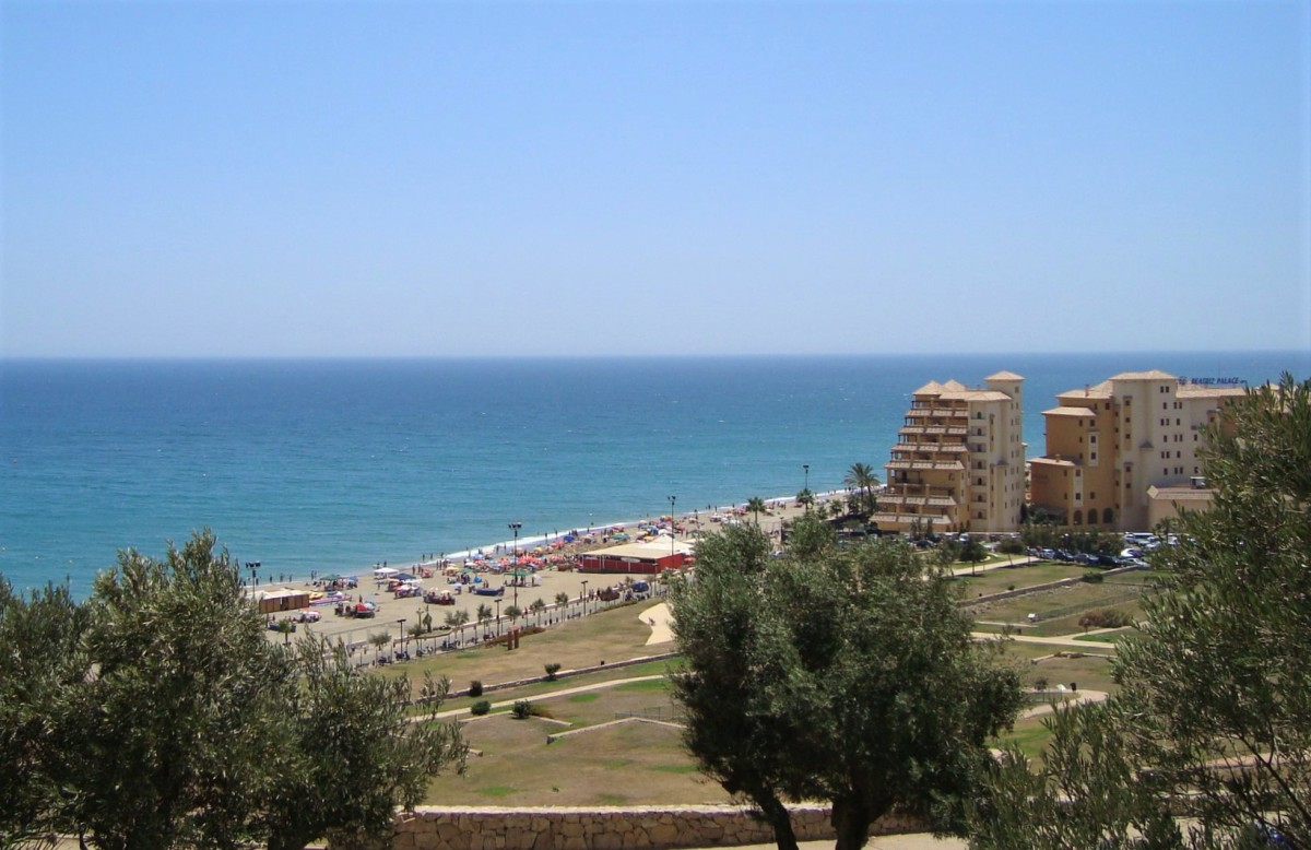 Travel Throwback: memories from Fuengirola & Malaga, Spain